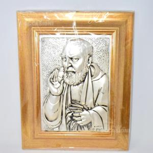Quadro Rilievo Padre Pio