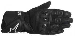 GUANTI MOTO ALPINESTARS SP AIR BLACK COD. 3558016