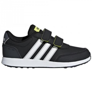 SNEAKERS ADIDAS VS SWITCH 2 CMF C BLACK/YELLOW/WHITE B76057