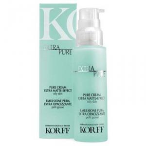 Korff Extra Pure Emulsione Pura Extra Opacizzante