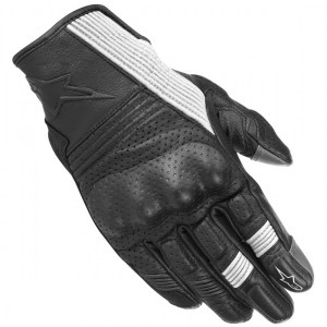 GUANTI MOTO ALPINESTARS MUNSTANG V2 BLACK WHITE COD. 3566118