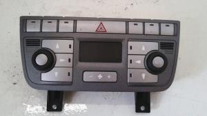 blocco comando clima usato originale Lancia Musa 1.3 MJT serie dal 2011 al 2013