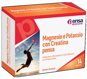 Magnesio e Potassio con Creatina 14 buste