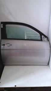 Porta ant. dx usata originale Lancia Ypsilon serie dal 2003 al 2006 grigio chiaro