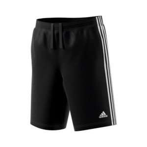 BERMUDA ADIDAS ES 3S SHORT FT BK7468 BLACK/WHITE