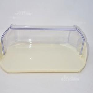 Porta Brioches Plastica