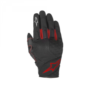 GUANTI MOTO ALPINESTARS CROSSLAND BLACK RED COD. 3566518