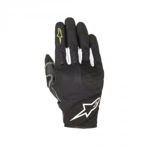 GUANTI MOTO ALPINESTARS CROSSLAND BLACK YELLOW FLUO COD. 3566518