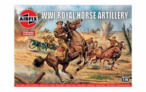 Artiglieri reali a cavallo WW. I