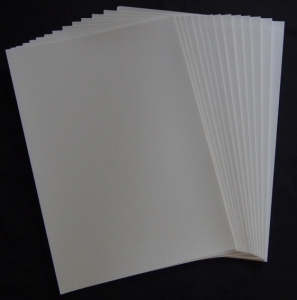 Decal Paper Sheet White inkjet