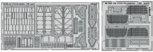 He-111H-16 exterior