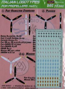 Italian logotypes for propeller Part 1