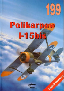 Polikarpow I-15bis