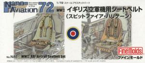 RAF AIRCRAFT SEATBELT SET