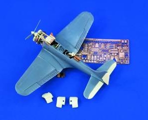 SBD-1/2/3 Early/A-24 Banshee Dauntless