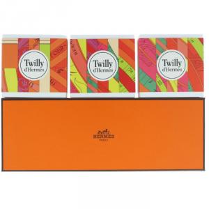Hermès Twilly D'Hermes Perfumed Soap 3x100g