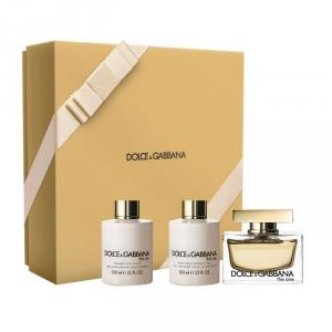 Dolce & Gabbana The One Eau De Parfum Spray 75ml Set 3 Parti 2019