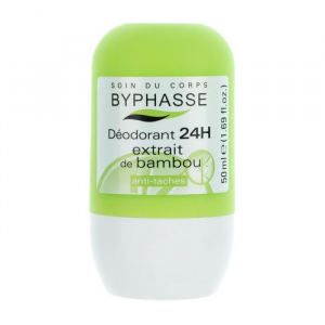 Byphasse Extrait De Bambou 24h Deodorante 50ml