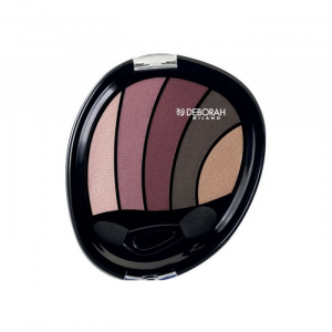 Deborah Milano Perfec Smokey Eye Eyeshadow Palette 02 Rose 5 g