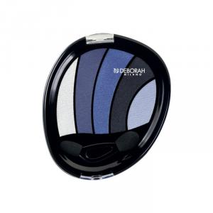 Deborah Milano Perfec Smokey Eye Eyeshadow Palette 08 Azul 5g