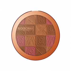 Deborah Milano Maxi Terra Pressed Powder Multicolor 2018