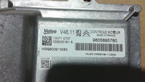 Centralina iniezione usata originale Peugeot 208 serie dal 2012> 1.2 12V