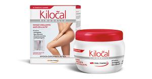 Kilocal Rimodella Fango Snellente Anti-Cellulite 600g