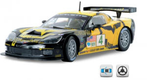 BBURAGO Corvette Racing C6R 1/24 Rally car kit Racing Model toy child junior 909