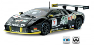 BBURAGO Racing Lamborghini Murcielago FIA GT 1/24 Rally car kit Racing Model 591