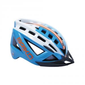 BRIKO Helmet For Cycling Mtb Unisex 5.0 Blue White