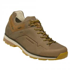 GARMONT Miguasha NUBUCK GTX Trekking shoes low beige / olive green goretex