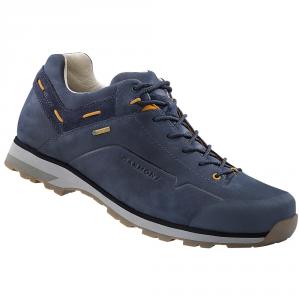 GARMONT Miguasha NUBUCK GTX Trekking shoes low navy blue / ginger goretex