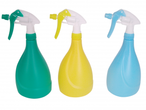 HOME Pack 12 Plastic Sprayers Lt 1 Exclusive Brand Design Made in Italy