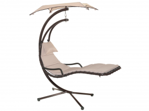 HOME Rocking Chair With Sunshade Exclusive Brand Design Made in Italy