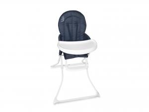 LULABI Sammy Blue Highchair Nursery Baby Exclusive Brand Design Made in Italy