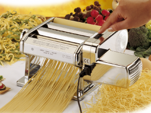 MARCATO Electric pasta machine ampiamotor Exclusive Brand Design Made in Italy