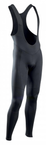 NORTHWAVE Man cycling bib tights FORCE 2 - mid season black