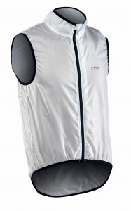 NORTHWAVE Man cycling vest VORTEX white