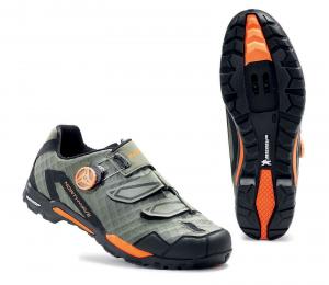 NORTHWAVE Man MTB trail shoes OUTCROSS PLUS forest