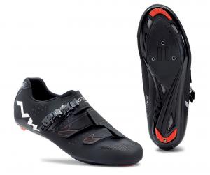 NORTHWAVE Man road cycling shoes PHANTOM SRS black