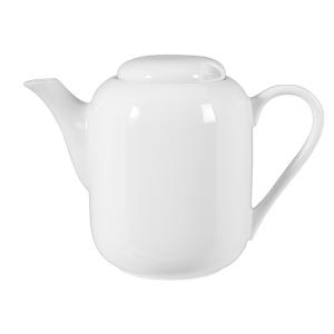 OFFICINE STANDARD Porcelain teapot oslo lt1.2 Breakfast Exclusive Italian Design
