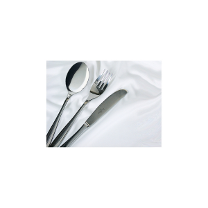 PINTI INOX Pack 12 stainless steel table spoons Ischia utensils kitchen cutlery