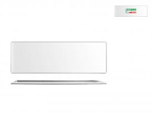 PINTI INOX Tray in Stainless Steel Bartender Rectangular 50x20 Top Italian Brand