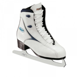 ROCES Ice Skates Adult Rfg1 450511 White Exclusive Brand Design Made in Italy