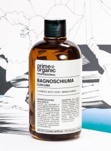 Curcuma  Bagnoschiuma