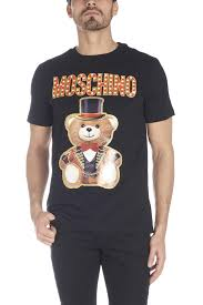 T-SHIRT MOSHINO teddy circus