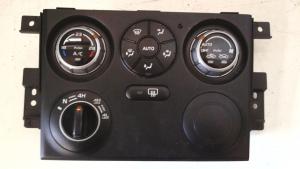 Blocco comando clima usato originale Suzuki Grand Vitara serie dal 2005 al 2012