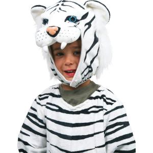 Costume Carnevale Bambino 2-4 anni Tigre Bianca