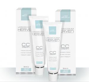 Herven CC Cream Media-scura 30ml
