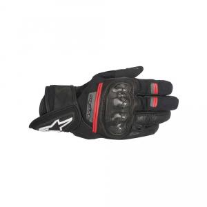 GUANTI MOTO ALPINESTARS RAGE DRYSTAR BLACK RED COD. 3526817